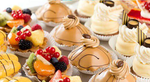 Luxe gebak