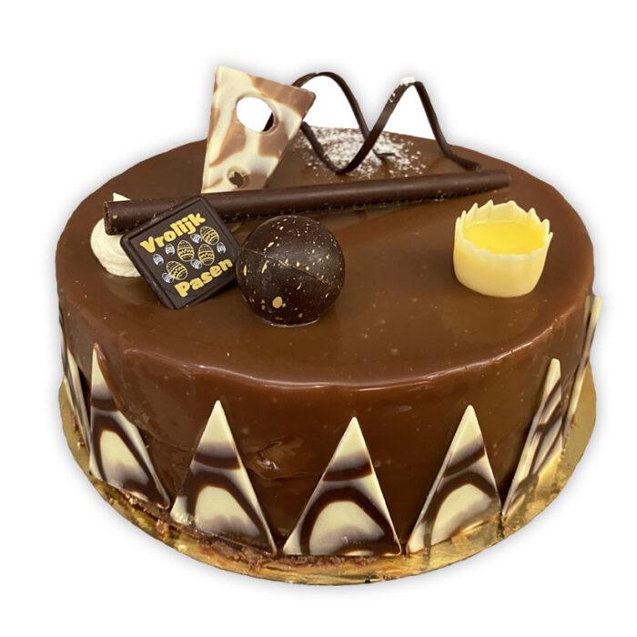 Advocaat Chocolade taart